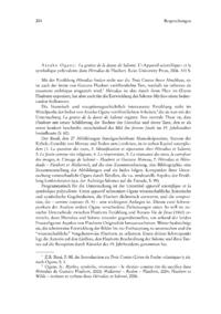 Dokument Atsuko Ogane: La genèse de la danse de Salomé. L'«Appareil scientifique» et la symbolique polyvalente dans Hérodias de Flaubert.