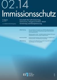 Dokument Immissionsschutz Ausgabe 02 2014