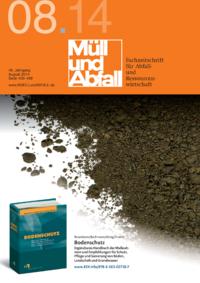Dokument MÜLL und ABFALL Ausgabe 08 2014
