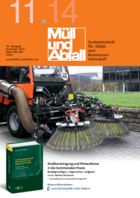 Dokument MÜLL und ABFALL Ausgabe 11 2014