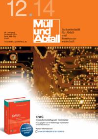 Dokument MÜLL und ABFALL Ausgabe 12 2014