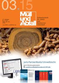 Dokument MÜLL und ABFALL Ausgabe 03 2015
