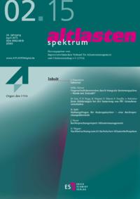 Dokument altlasten spektrum Ausgabe 02 2015