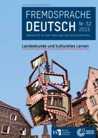 Dokument Fremdsprache Deutsch Ausgabe 52 2015