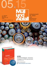 Dokument MÜLL und ABFALL Ausgabe 05 2015