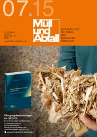 Dokument MÜLL und ABFALL Ausgabe 07 2015