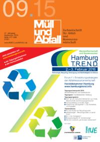 Dokument MÜLL und ABFALL Ausgabe 09 2015