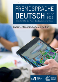 Dokument Fremdsprache Deutsch Ausgabe 53 2015