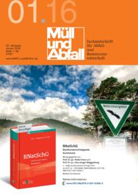 Dokument MÜLL und ABFALL Ausgabe 01 2016