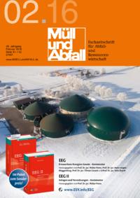 Dokument MÜLL und ABFALL Ausgabe 02 2016