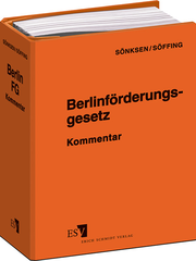 Berlinförderungsgesetz – BerlinFG - Abonnement