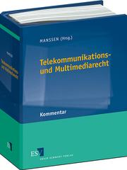Telekommunikations- und Multimediarecht – Ergänzbarer Kommentar zum Telekommunikationsgesetz, Telemediengesetz, Signaturgesetz, Jugendmedienschutz-Staatsvertrag, einschließlich Gesetzes- und Verordnungstexten und europäischen Vorschriften