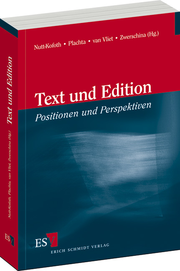 Text und Edition