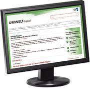 UMWELTdigital.de -  Premium - Jahresabonnement – Umweltrecht f�r Unternehmen und Verwaltung