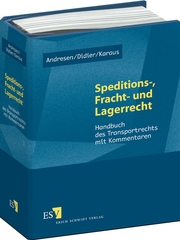 Speditions-, Fracht- und Lagerrecht - Abonnement