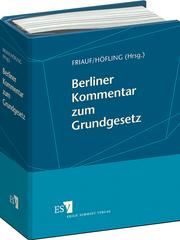Berliner Kommentar zum Grundgesetz –