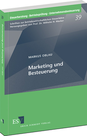 Marketing und Besteuerung –