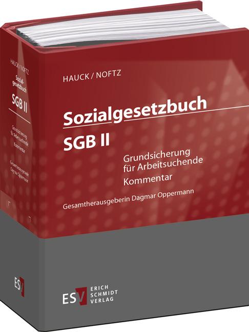 Sozialgesetzbuch (SGB) II Grundsicherung für