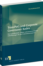 TransPuG und Corporate Governance Kodex