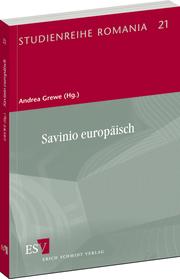 Savinio europ�isch –