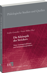 Die Kleinepik des Strickers – Texte, Gattungstraditionen und Interpretationsprobleme