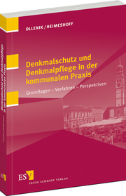 Denkmalschutz und Denkmalpflege in der kommunalen Praxis &ndash; Grundlagen - Verfahren - Perspektiven