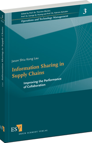 Information Sharing in Supply Chains – Improving the Performance of Collaboration
