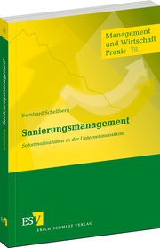 Sanierungsmanagement – Sanierungsmanagement