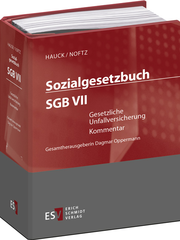 Sozialgesetzbuch (SGB) VII: Gesetzliche Unfallversicherung - Einzelbezug &ndash; Kommentar