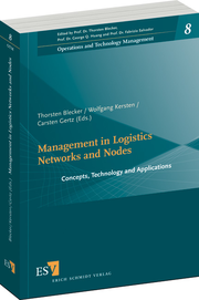 Management in Logistics Networks and Nodes – Concepts, Technology and Applications