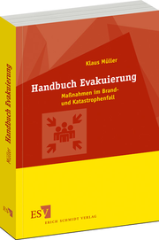 Handbuch Evakuierung &ndash; Manahmen im Brand- und Katastrophenfall