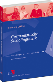 Germanistische Soziolinguistik –