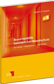 Branchenhilfe betrieblicher Brandschutz f�r Hotels - Restaurants - Gastst�tten –