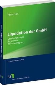 Liquidation der GmbH – Gesellschaftsrecht – Steuerrecht – Rechnungslegung