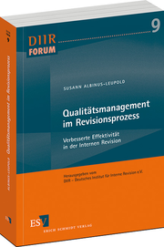 Qualit�tsmanagement im Revisionsprozess