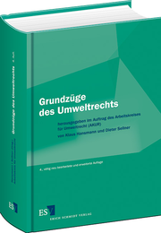 Grundzge des Umweltrechts &ndash;