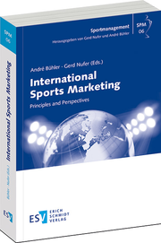International Sports Marketing – Principles and Perspectives