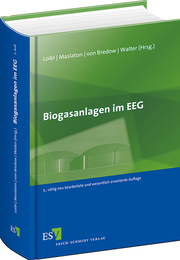 Biogasanlagen im EEG –