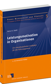 Leistungsmotivation in Organisationen