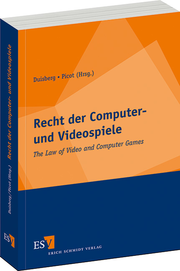 Recht der Computer- und Videospiele – The Law of Video and Computer Games