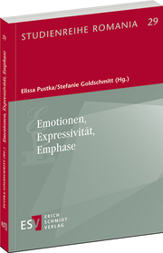 Emotionen, Expressivität, Emphase –