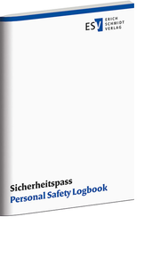 Sicherheitspass – Personal Safety Logbook