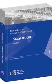 Staatsrecht – Lehrbuch