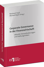 Corporate Governance in der Finanzwirtschaft