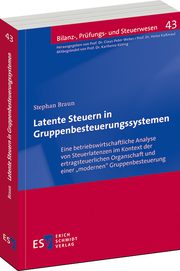 Latente Steuern in Gruppenbesteuerungssystemen