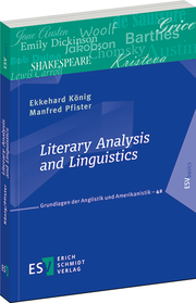 Literary Analysis and Linguistics –