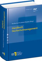 Handbuch Hochschulmanagement –