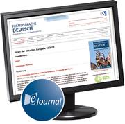 Produktbild Fremdsprache Deutsch