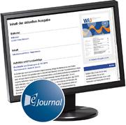 Produktbild WiJ - Journal der Wirtschaftsstrafrechtlichen Vereinigung e.V.