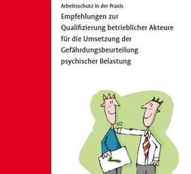 Broschüre zur Qualifizierung betrieblicher Akteure